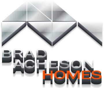 Brad Acheson Homes Logo